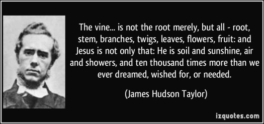 quote-the-vine-is-not-the-root-merely-but-all-root-stem-branches-twigs-leaves-flowers-fruit-james-hudson-taylor-271649